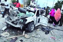 Un attentat shebab contre un hôtel de Mogadiscio fait au moins treize morts