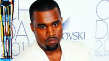 Kanye West a vu rouge