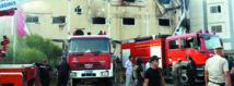 Un incendie dans une usine de meubles fait 25 morts au nord du Caire