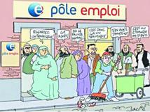 La publication d'un dessin de presse raciste fait polémique en France