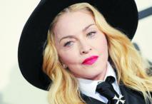 Madonna et la reine d'Angleterre au nouveau musée Grévin