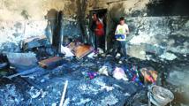Un bébé palestinien brûlé vif lors d'une attaque de colons israéliens