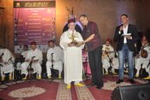 Le Prix Al Farabi décerné à Haj Pirou, figure légendaire du Gharnati