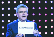 Thomas Bach : Les problèmes ne passeront  pas seulement avec un nouveau président de la FIFA