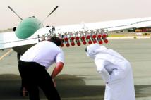 Aux Emirats, on ensemence les nuages pour provoquer la pluie
