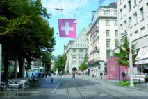 Lourde perte en Suisse  à cause du franc fort