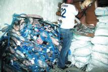Retrait de 21,508 tonnes de produits impropres à la consommation