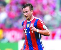 Götze s'apprête à quitter le Bayern