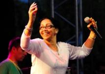 Cheba Zahouania fait son show à Oujda