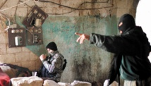 Attaque de l'EI contre un fief rebelle en Syrie