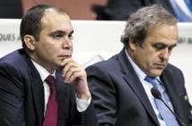 Prince Ali : Platini fait partie du système
