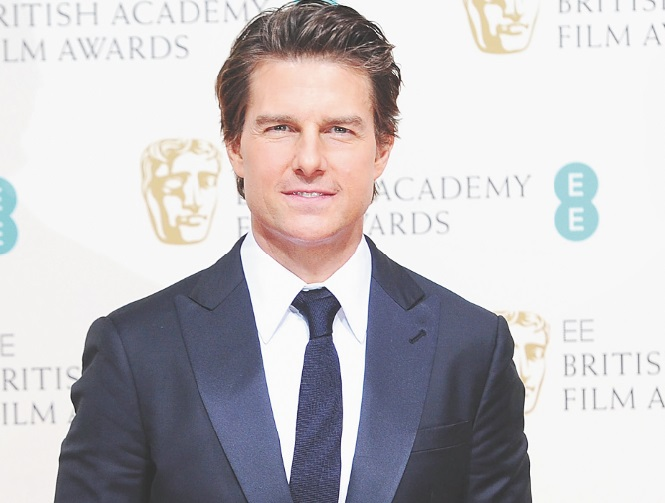 Les vrais noms des stars : Tom Cruise - Thomas Cruise Mapother IV
