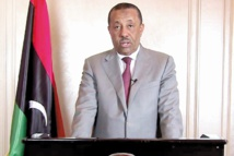 Démission surprise du Premier ministre libyen Abdallah Al-Theni