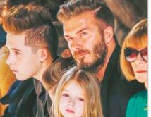 David Beckham, un mauvais père ?