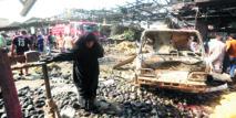 Série d'attentats à Bagdad revendiqués par l'EI