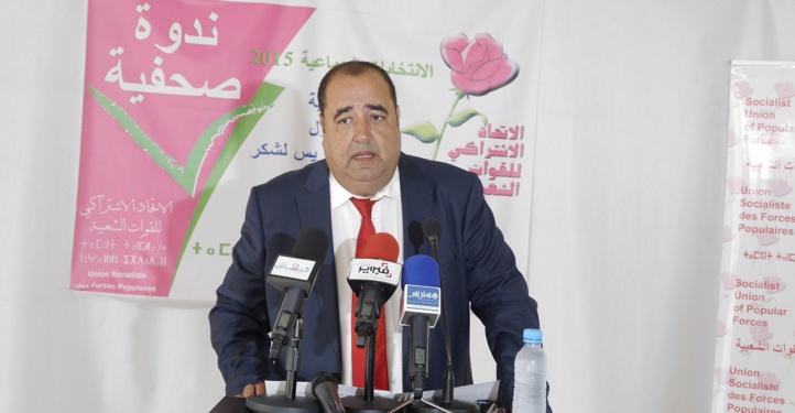 Driss Lachguar : Il ne peut y avoir de différence entre un terroriste et un baron trafiquant d'élections