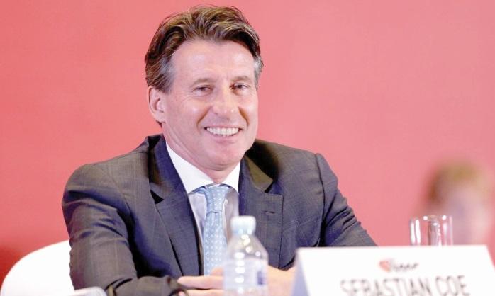 Coe, nouveau président de l'IAAF pour un challenge de taille