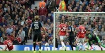 Manchester s'en tire à bon compte en Ligue des champions