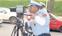 La DGSN serre la vis : 471.367 infractions au Code de la route enregistrées au cours du dernier trimestre