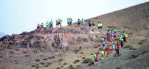 Le Ski club d'Azrou  domine le Trail de Tichka
