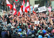 Les ordures de Beyrouth font  vaciller le pouvoir libanais