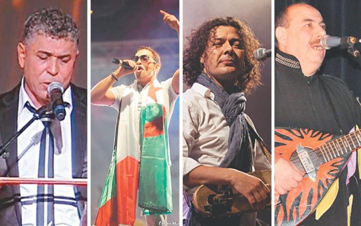Symbiose algéro-marocaine tout en musique