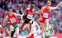 Pas de podium pour Brahim Taleb aux Mondiaux d'athlétisme