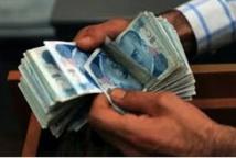 Chute libre de la livre turque face à l'euro