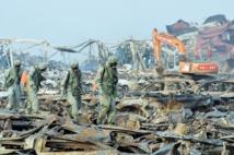 Douze arrestations dans l'enquête sur les explosions de Tianjin