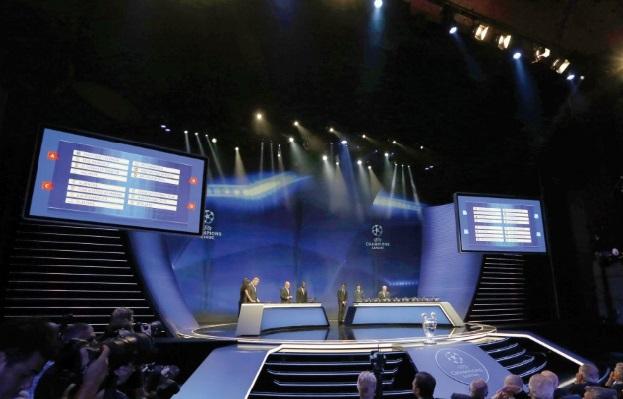 Ligue des champions  : Juve-City et Real-PSG Chocs en groupes