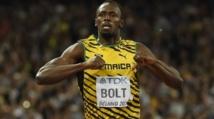 Usain Bolt renversé par un Segway en fêtant son titre