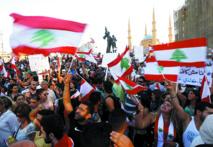 Immense manifestation de défiance envers la classe politique à Beyrouth