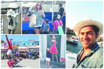 Les vacances de Jamel Debbouze