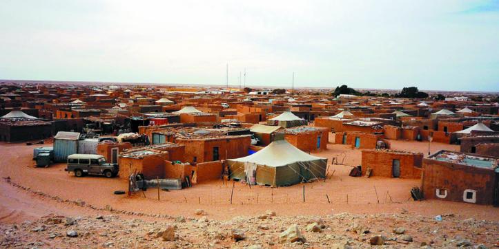 Vent de fronde et prémices d'un nouveau  soulèvement dans les camps de Tindouf