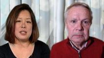 Des enregistrements accablant d'Eric Laurent et de Catherine Graciet dévoilés par le Journal du Dimanche