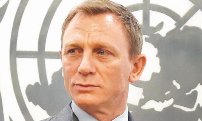 Ce que Daniel Craig déteste le plus au monde