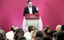 """Alexis Tsipras mise sur """"la majorité absolue"""" en Grèce"""