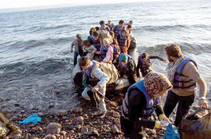 Plus de 300.000 migrants ont traversé la Méditerranée depuis janvier