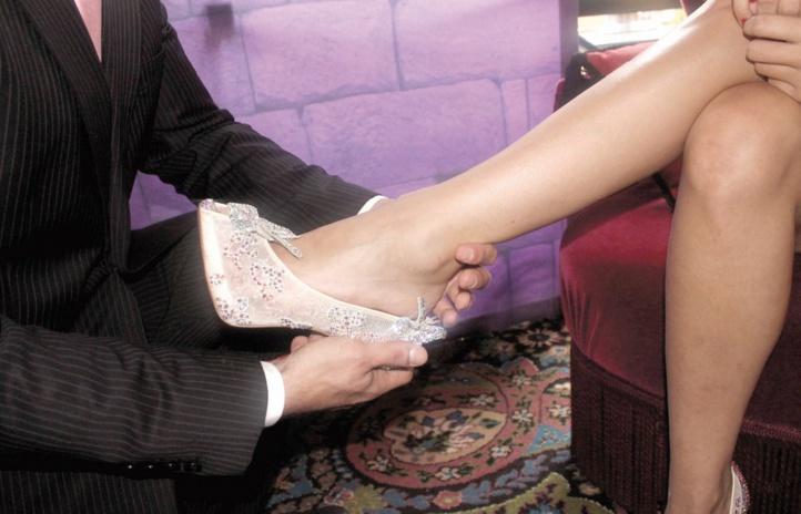 La chaussure marocaine entre de plain-pied en Italie
