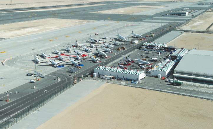 Casablanca, capitale de l'aviation d'affaires