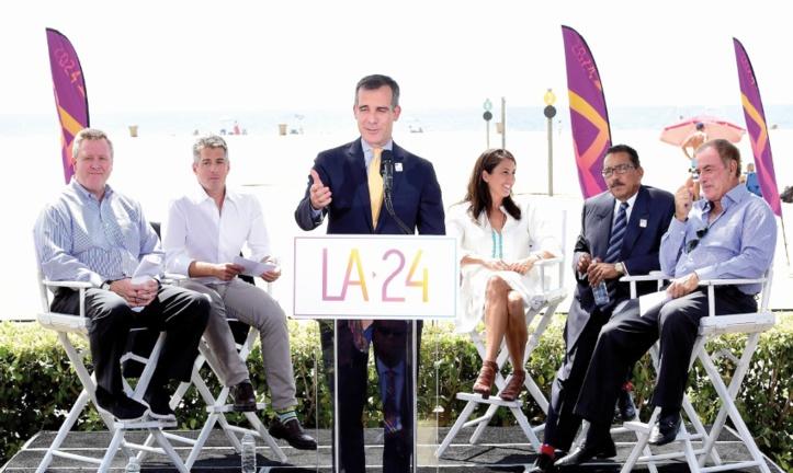 JO 2024 : Jamais deux sans trois pour Los Angeles ?