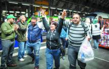 Les migrants arrivent par milliers en Autriche et en Allemagne