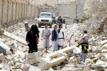 Raids aériens intensifs de la coalition sur Sanaa