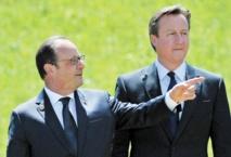 Londres et Paris envisagent des frappes aériennes contre l'EI en Syrie