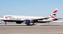 Un Boeing 777 de British Airways prend feu au roulage à Las Vegas