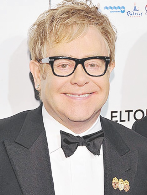 Les vrais noms des stars : Elton John - Reginald Kenneth Dwight