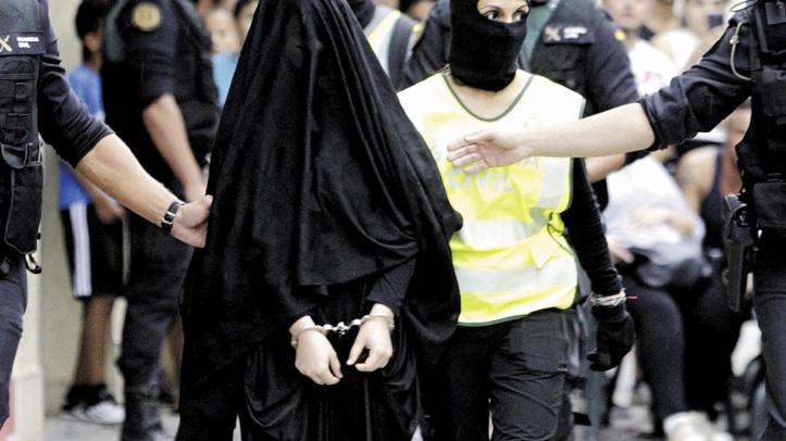 Des Marocains présumés jihadistes arrêtés en Espagne