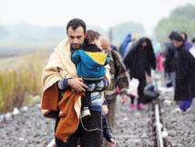 La vague de migrants grossit de plus en plus