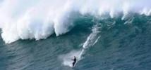 C'est parti pour le show du surf à Casa