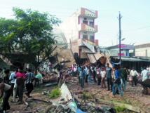 L'explosion d'une bonbonne de gaz  en Inde fait 88 morts